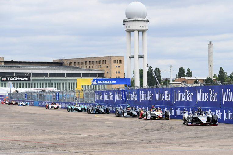 海外レース他 | フォーミュラEがシーズンを再開。8月5日より9日間で6レースをベルリンのテンペルホーフ空港で開催