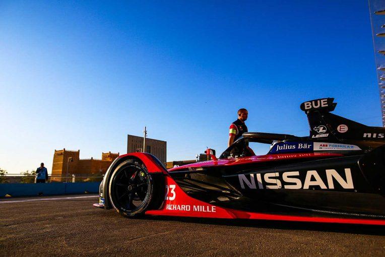 海外レース他   フォーミュラE:ニッサン・e.ダムス、シーズン再開に向け準備「良い状態でレースを再開できる」とローランド