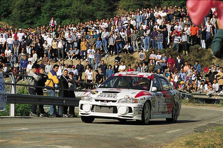 ラリー/WRC | 日本人ラリーストのパイオニア、篠塚建次郎が語るグループA「ラリーにピッタリなとてもいい規定だった」