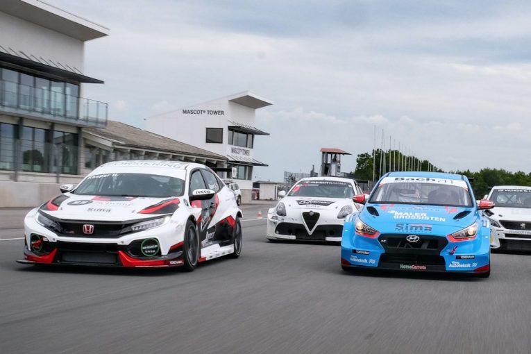 海外レース他 | TCRデンマーク:欧州の先陣を切り今週開幕。ヤン・マグヌッセン含む全17台がエントリー