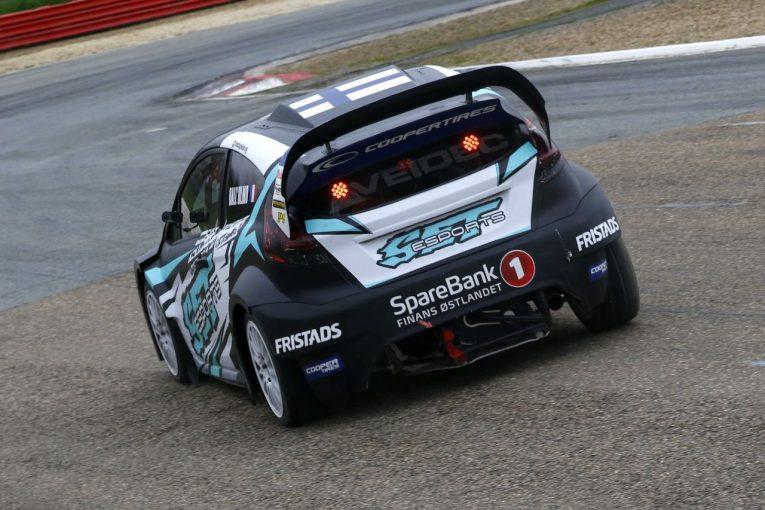 ラリー/WRC | WorldRX:eスポーツ世界王者がリアルテストを体験。フォード・フィエスタをドライブ