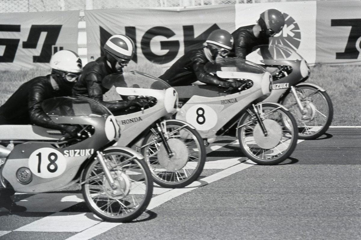 1965年ロードレース世界選手権50ccクラス 日本GP
