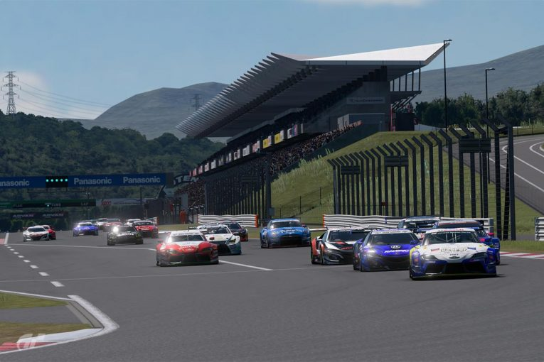 スーパーGT | 『SGT × GTS Special Race』は白熱の戦いを佐々木大樹のカルソニックIMPUL GT-Rが制す