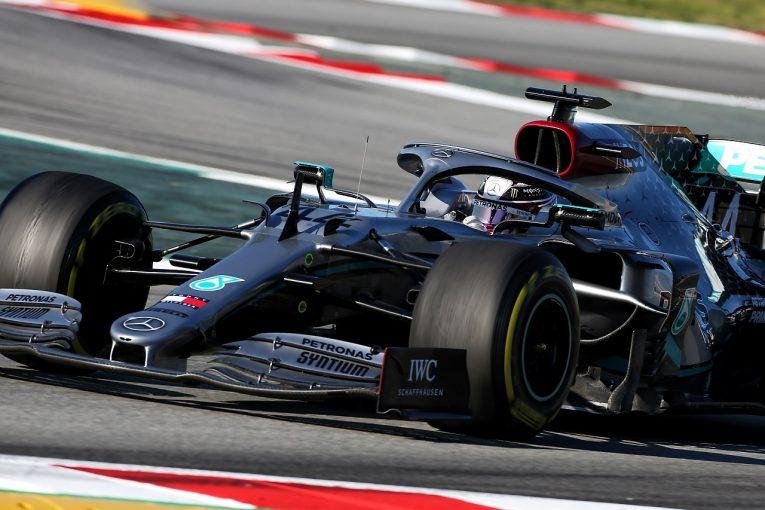 F1   メルセデスF1、開幕戦オーストリアにアップデートを導入。短縮シーズンでも積極的にマシンを開発