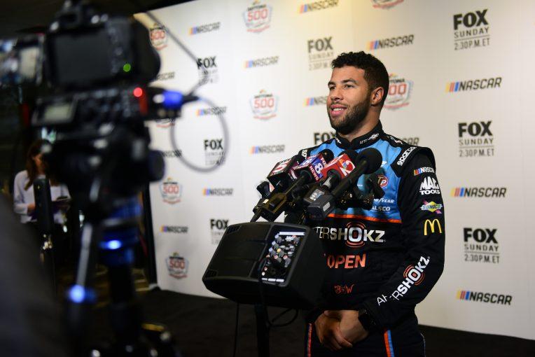 海外レース他   NASCARカップ唯一の黒人ドライバーに差別的行為。シリーズ側は「犯人をこのスポーツから排除する」と激怒