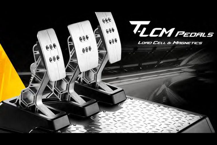 インフォメーション | スラストマスターから最高の精度を誇る新レーシングペダルセット『T-LCMペダル』が登場