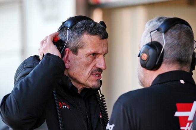 2020年F1プレシーズンテストでのシュタイナー