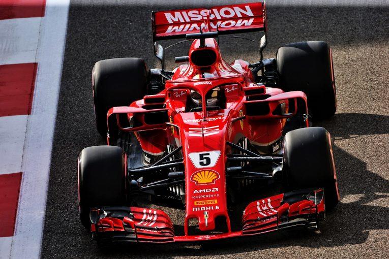 F1 | フェラーリF1が23日にプライベートテストを実施。ベッテルとルクレールが2018年型マシンで走行へ