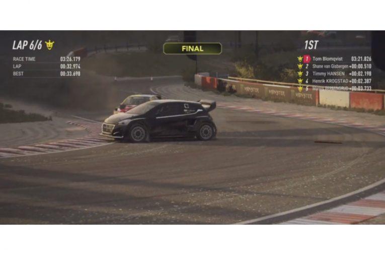 ラリー/WRC | WorldRX:eシリーズ第2戦は開幕勝者SVGに雪辱したBMWのトム・ブロンクビストが初優勝