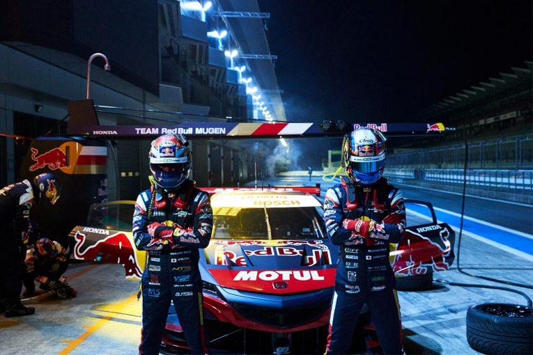 スーパーGT | スーパーGT:「状況を楽しみ頂点を狙う」TEAM Red Bull MUGENが意気込み。グッズも発売