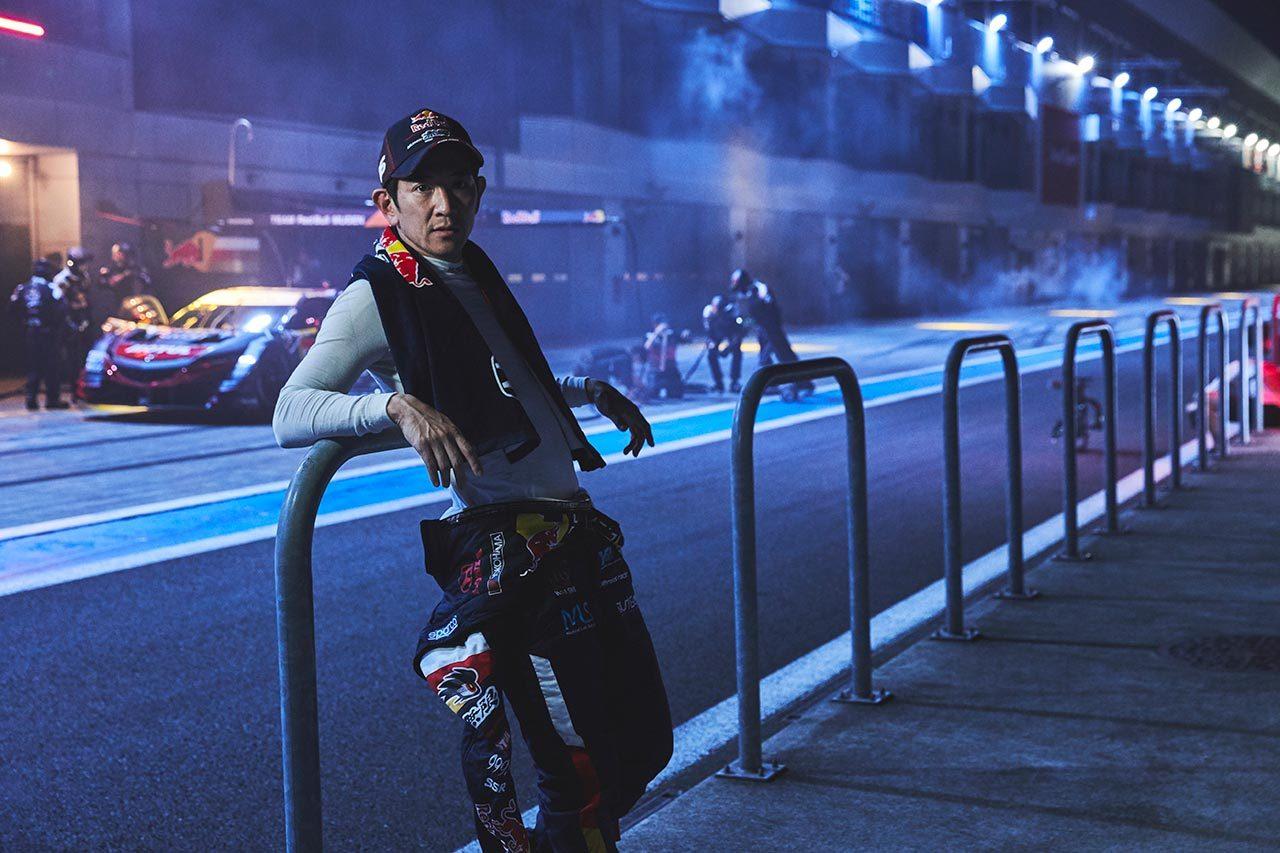 スーパーGT:「状況を楽しみつつ頂点を狙う」TEAM Red Bull MUGENが意気込み。グッズも発売