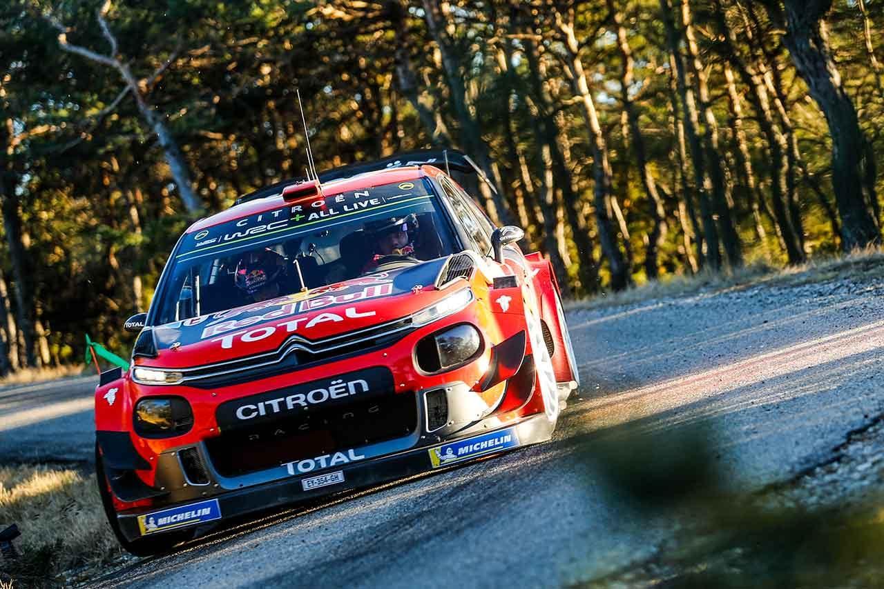 シトロエンC3 WRC