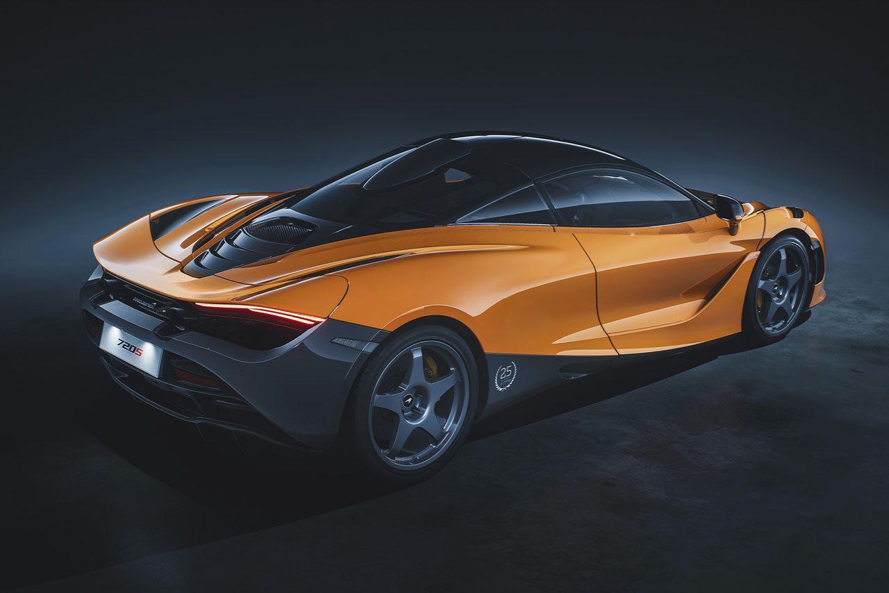 マクラーレン『720S Le Mans』発売。関谷正徳組のル・マン初優勝25周年を祝う限定モデル