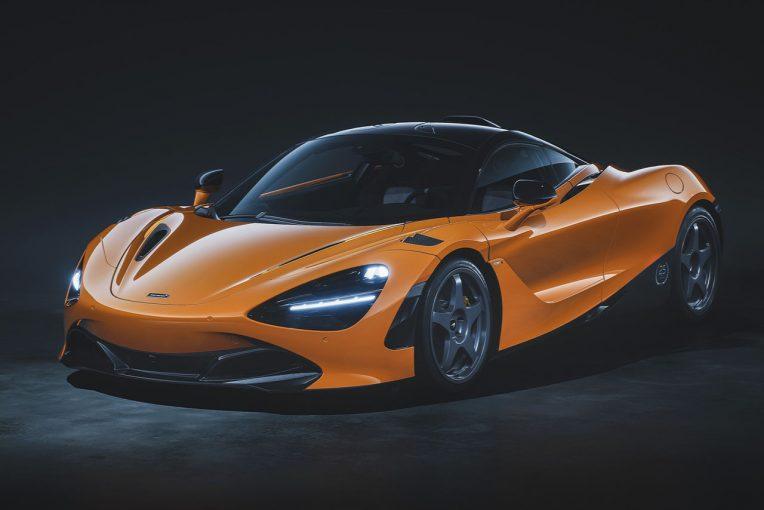 クルマ | マクラーレン『720S Le Mans』発売。関谷正徳組のル・マン初優勝25周年を祝う限定モデル
