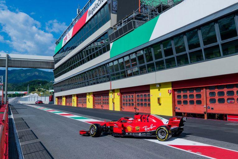 F1 | ベッテル&ルクレールが2018年型車でテスト。フェラーリF1がムジェロで新様式のシミュレーション