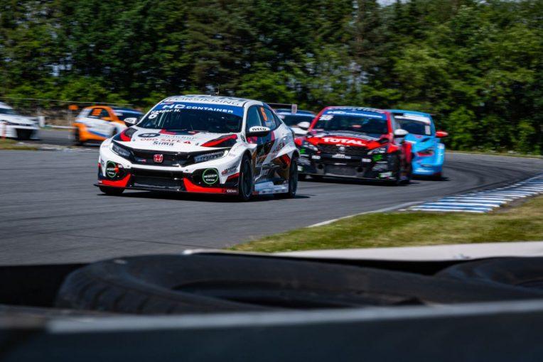 海外レース他 | TCRデンマーク:記念すべき欧州本格再開はホンダ・シビック・タイプRの2勝で開幕