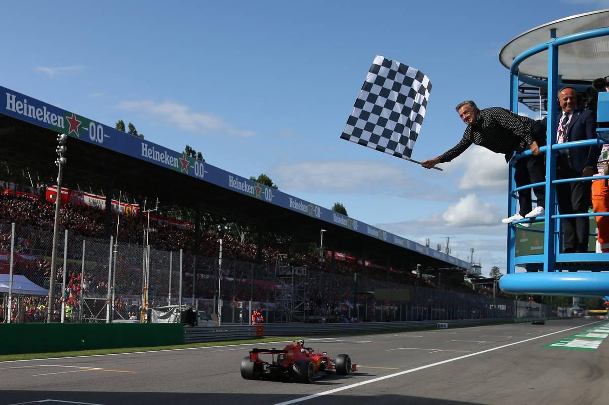 2019年F1第14戦イタリアGP