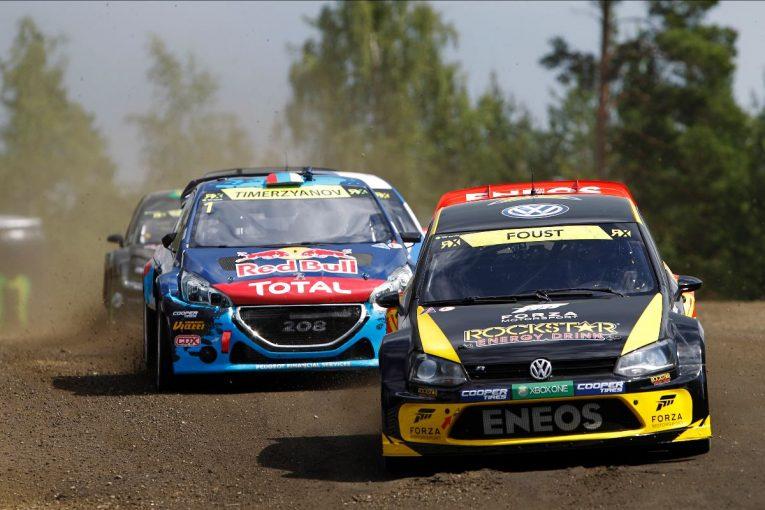 ラリー/WRC | 世界ラリークロス:2020年開催スケジュールを再変更。フィンランド追加で全8大会11戦を開催へ