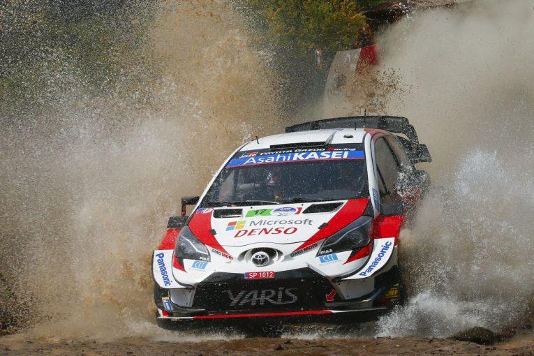 ラリー/WRC | WRC序盤3戦のハイライト番組がNHK BS1で再放送決定。6月26日朝9時から