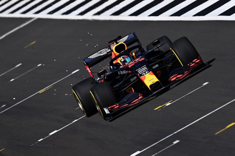 F1 | 【動画】F1開幕に備えレッドブルRB16・ホンダが118日ぶりに走行。アルボンが担当、フェルスタッペンは参加せず