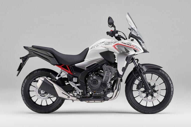 MotoGP | ホンダ、クロスオーバーモデル『400X』のカラーリングを変更し7月31日に発売