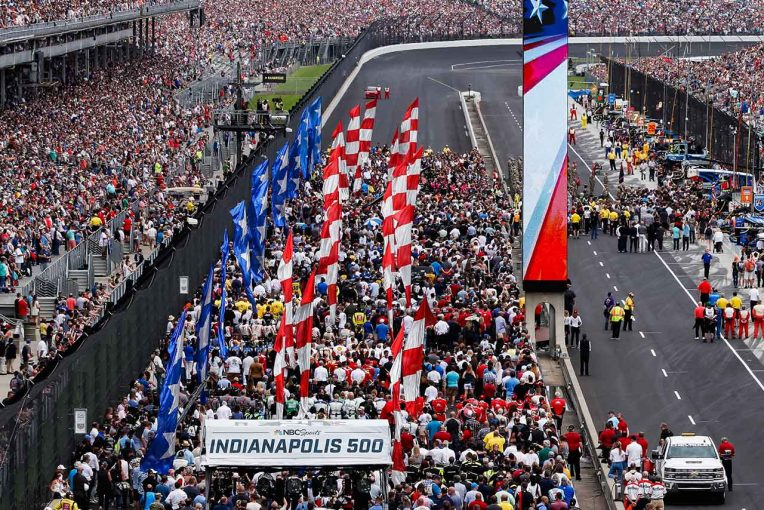 海外レース他 | インディカー:8月23日決勝の第104回インディ500は観客を受け入れて開催へ。最大収容人数の50%まで