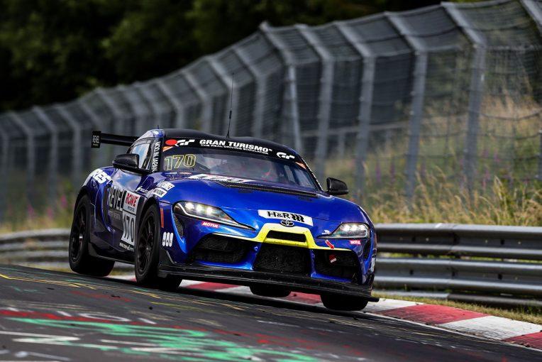海外レース他 | NLSニュルブルクリンク耐久シリーズ開幕。GRスープラGT4はクラス5位で、本番へ向けて確かな感触