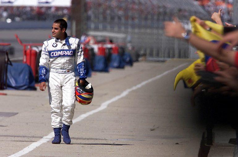 F1 | F1名ドライバー列伝(7)ファン・パブロ・モントーヤ:デビュー3戦目でシューマッハーに競り勝った南アメリカのスター