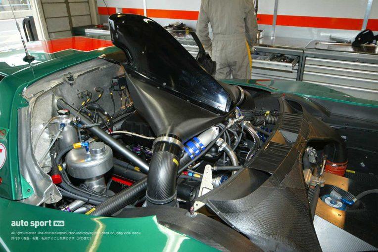 スーパーGT | 【秘蔵私的写真で振り返るGT進化の旅/第5回】誰もが驚愕した2004年GT500ホンダNSXのターボ化