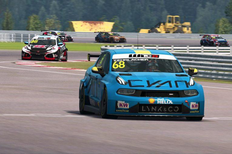 海外レース他 | WTCR:eシリーズ第3戦でLynk&Coが初優勝。エルラシェールとホンダのタッシが勝利