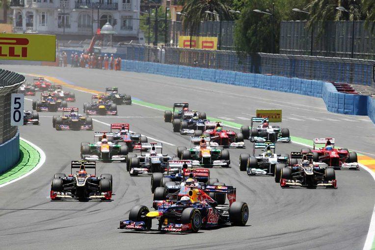 F1 | F1ファンに愛されず悲しい最後を迎えたバレンシア市街地コース【サム・コリンズの忘れられない1戦】