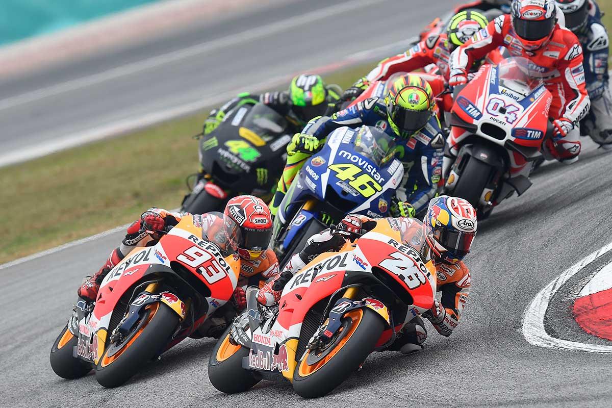 MotoGP 2015年第17戦マレーシアGP