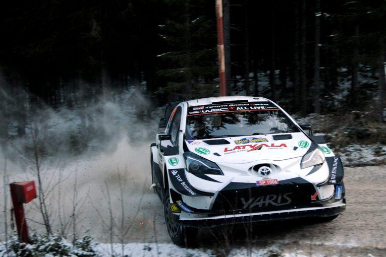 ラリー/WRC | WRC:元トヨタのラトバラ、2022年のフル参戦復帰に向けて来シーズンの活動を模索