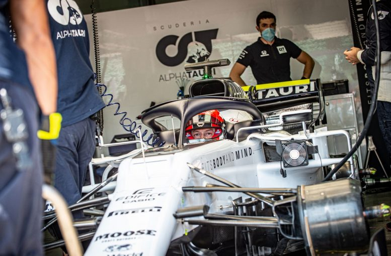 F1 | アルファタウリ・ホンダF1のクビアト「レッドブルリンクで戦うためのいいプランがある」F1オーストリアGPプレビュー