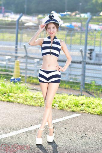 レースクイーン | 浅香ななみ(ADVICS muta Racing fairies)