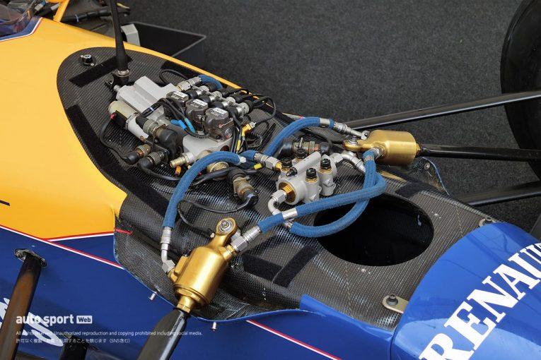 F1 | 【津川哲夫の幻の2020F1メカ私的コラム】メルセデスのDAS、FRICから思いを馳せるウイリアムズFW14Bのあのシステム