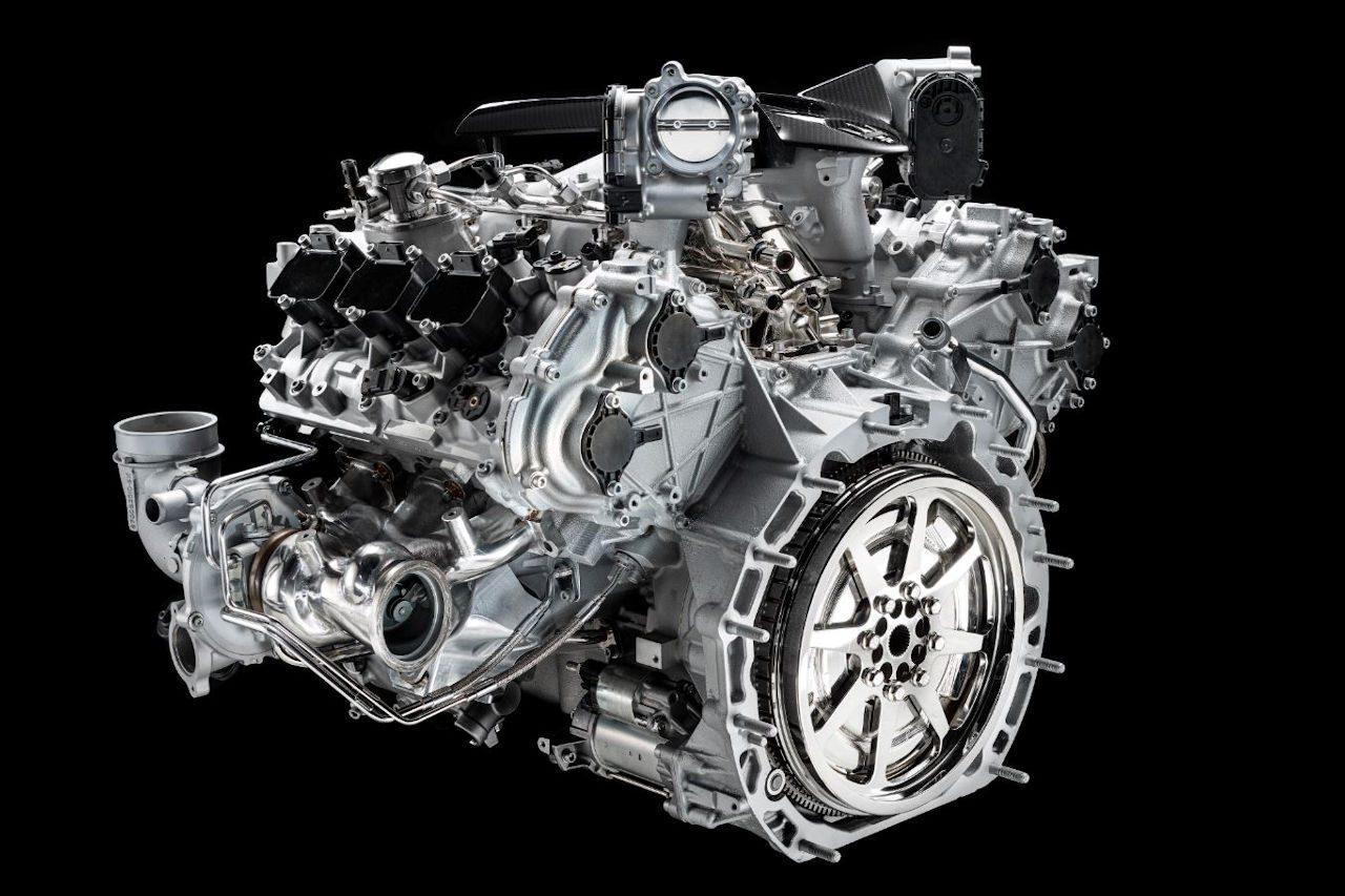 """マセラティ、F1由来のテクノロジーを採用した100%自社製V6エンジン""""ネットゥーノ""""発表"""