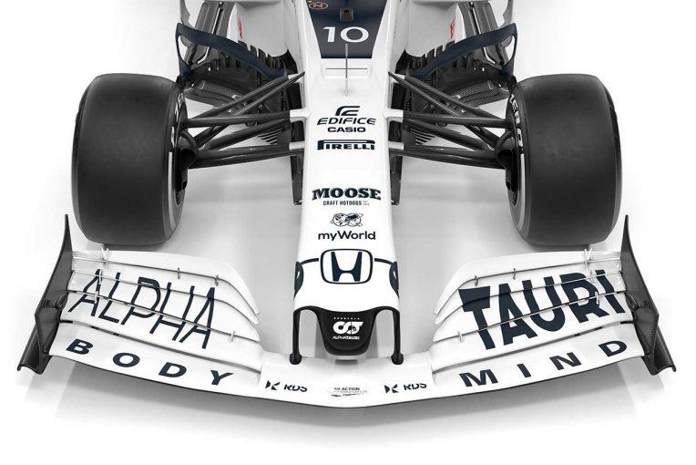 F1 | F1開幕を前にアルファタウリ・ホンダF1と日本企業のRDS、両代表がメッセージを寄せる