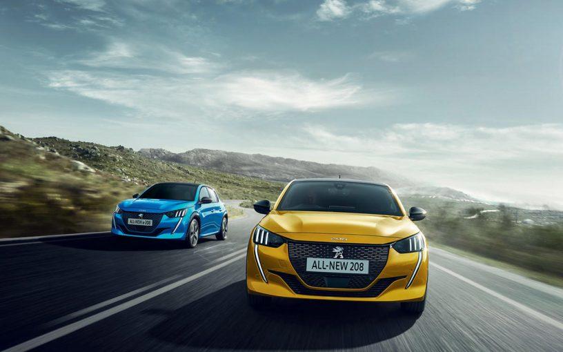 クルマ | プジョー新型208シリーズを発表。ガソリン、EVの2本立てでトヨタ・ヤリスやホンダ・フィットと真っ向勝負!