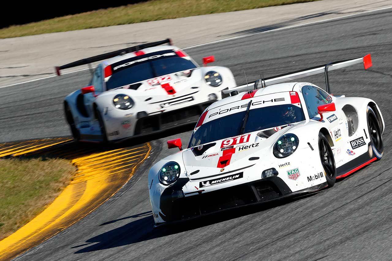 Porsche 911 RSR (2020)
