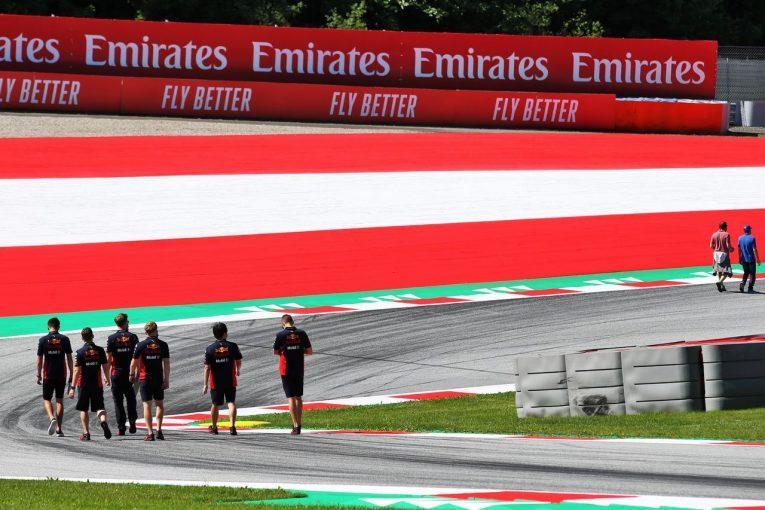 F1 | FIA、F1オーストリアGPでのトラックリミット対策を強化。ターン9、10にセンサーを設置