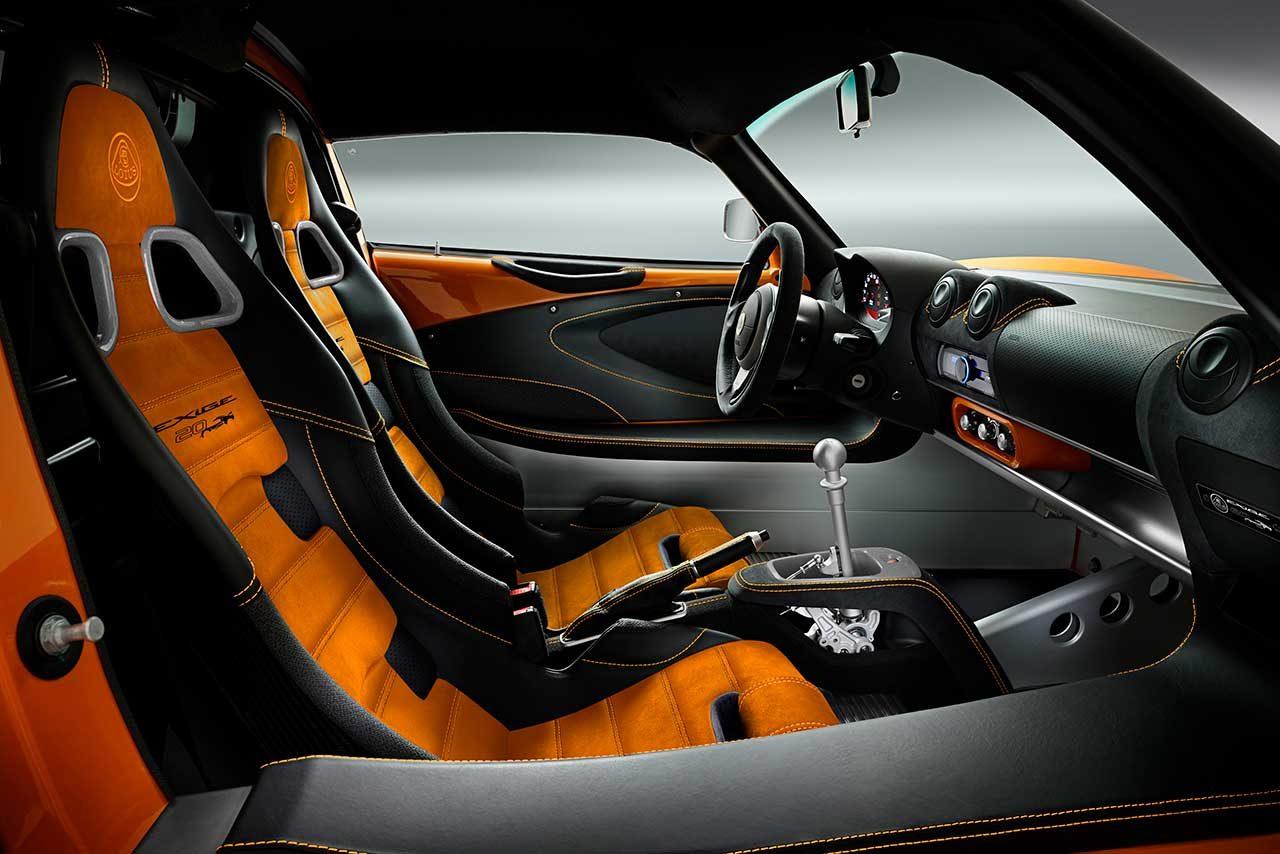 ロータス・エキシージに誕生20周年を記念した限定モデル『20thアニバーサリー・エディション』登場