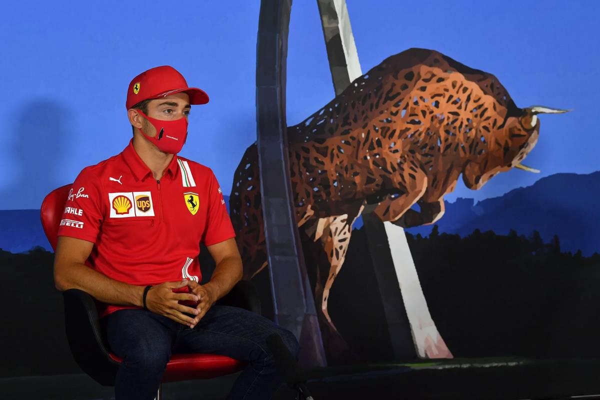 Photo of F1オーストリアGP木曜会見:全ドライバーが出席。フェラーリはチームオーダーよりもマシンパフォーマンスを懸念   F1   autospor   オートスポーツweb