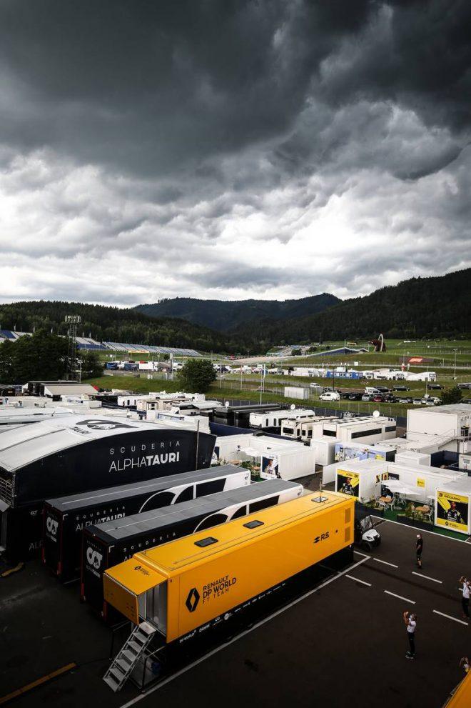 2020年F1第1戦オーストリアGP レッドブルリンク