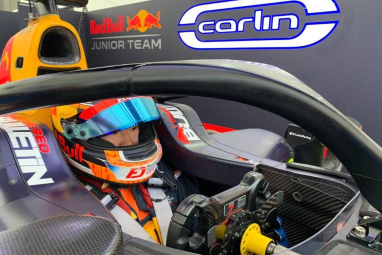 海外レース他 | 角田裕毅インタビュー:F1を意識して戦う2020年。マルコ博士から課された『ランキング4位以内』