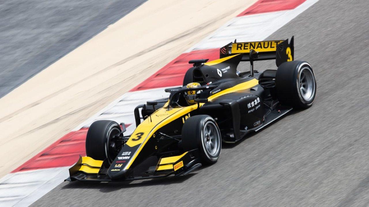 【順位結果】FIA-F2開幕戦オーストリア予選