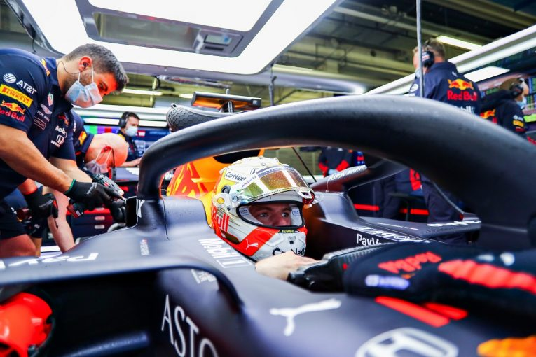 F1   フェルスタッペン金曜8番手「本当はもっと速いから心配ない。好結果を狙える」レッドブル・ホンダ F1オーストリアGP