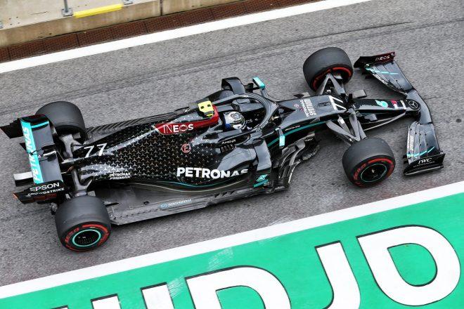2020年F1第1戦オーストリアGP バルテリ・ボッタス(メルセデス)