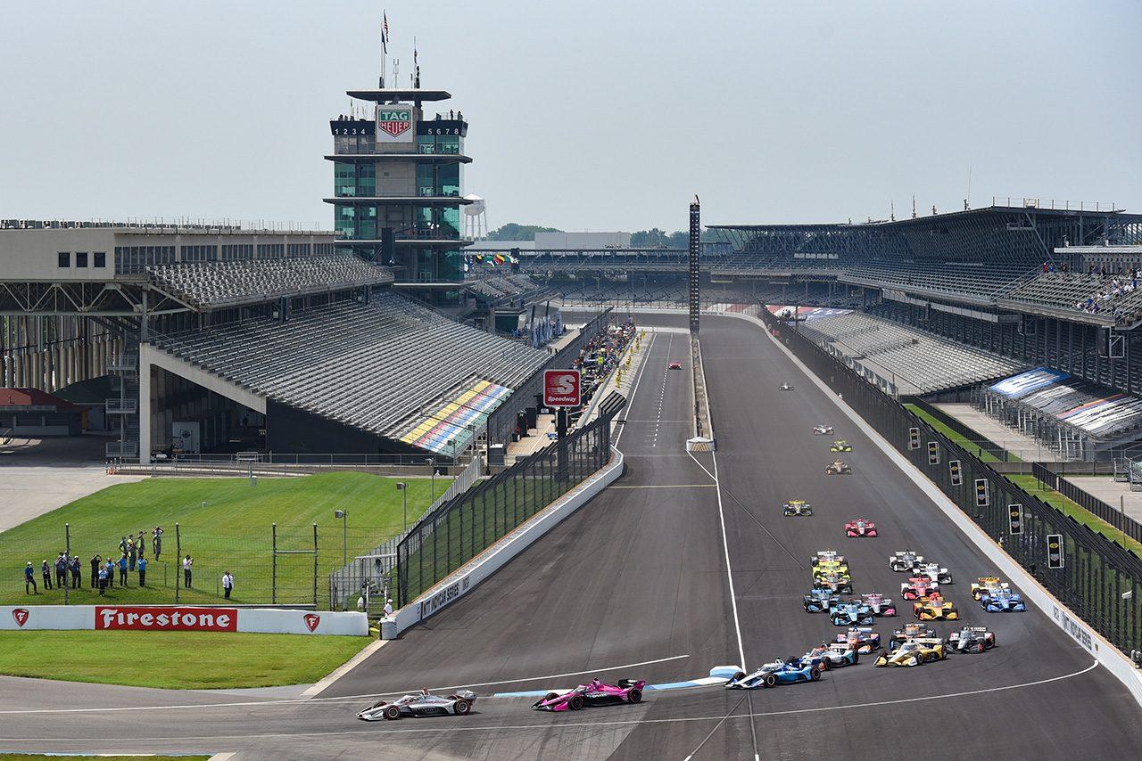 インディカー・シリーズ第2戦GMRグランプリ/決勝レース結果