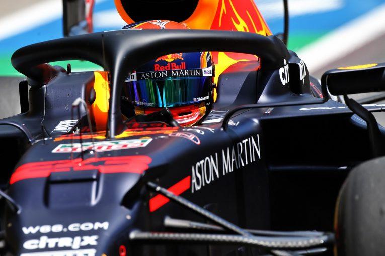 F1 | アルボン「予選5番手には満足できない」Q3で自己ベストタイムを出せず:レッドブル・ホンダ F1オーストリアGP